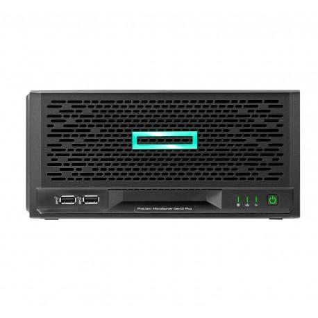 Hewlett Packard Enterprise ProLiant MicroServer Gen10+ (ENTMS-003) palvelin Intel® Pentium® 3