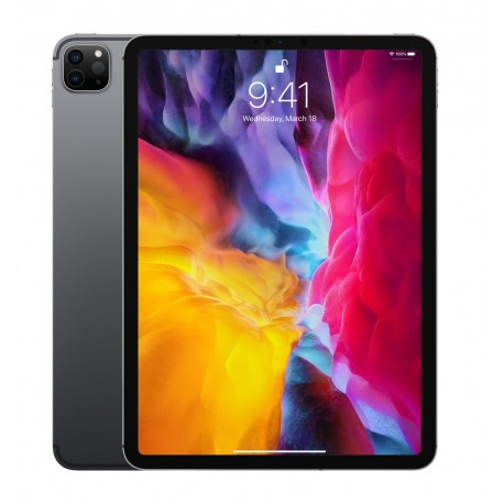"Apple iPad Pro 27,9 cm (11"") 128 GB Wi-Fi 6 (802.11ax) 4G Harmaa iPadOS"