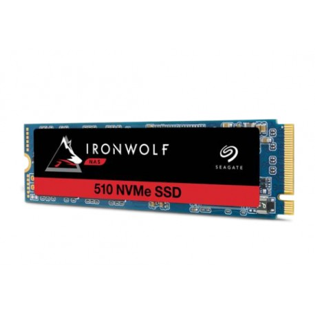 Seagate IronWolf 510 M.2 480 GB PCI Express 3.0 3D TLC NVMe