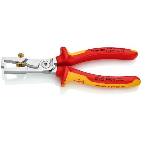 Knipex StriX Yhdistelmätyökalu Punainen, Keltainen