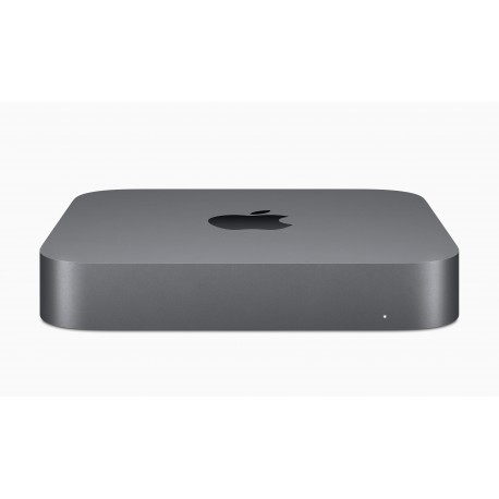 Apple Mac Mini 8. sukupolven Intel® Core™ i3 8 GB DDR4-SDRAM 256 SSD Harmaa PC