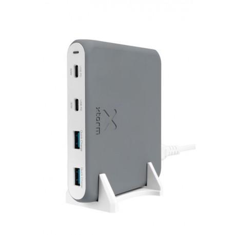 Xtorm USB Power Hub Edge virtalähde ja latausasema,