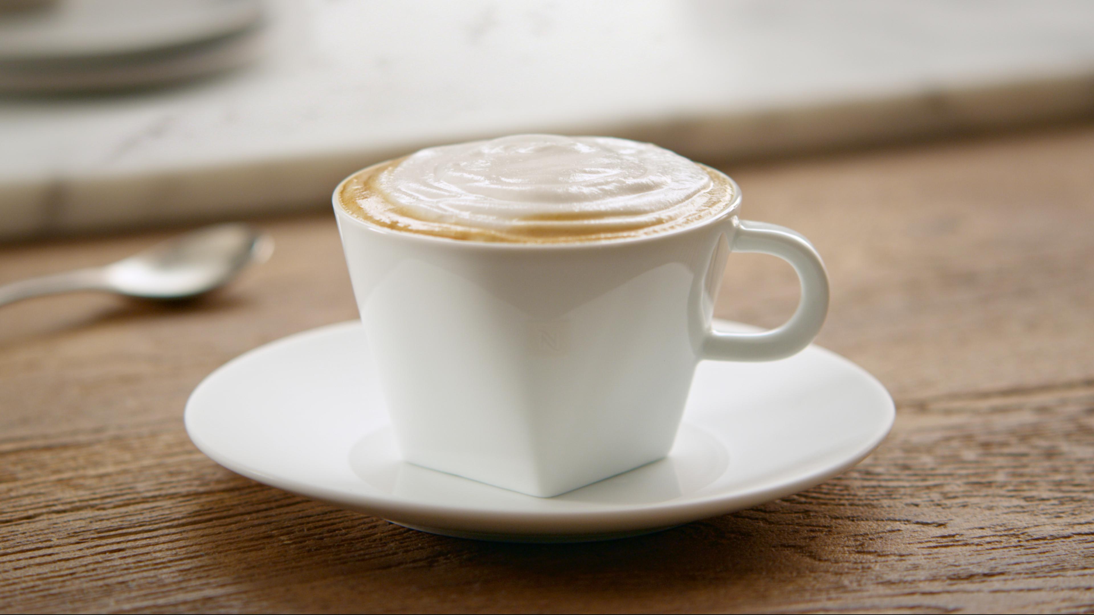 Cappuccino ole hyvä!