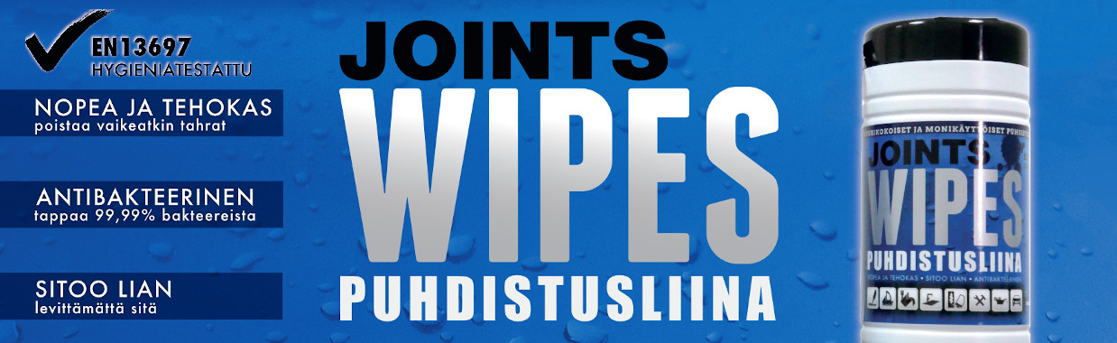 Joints wipes