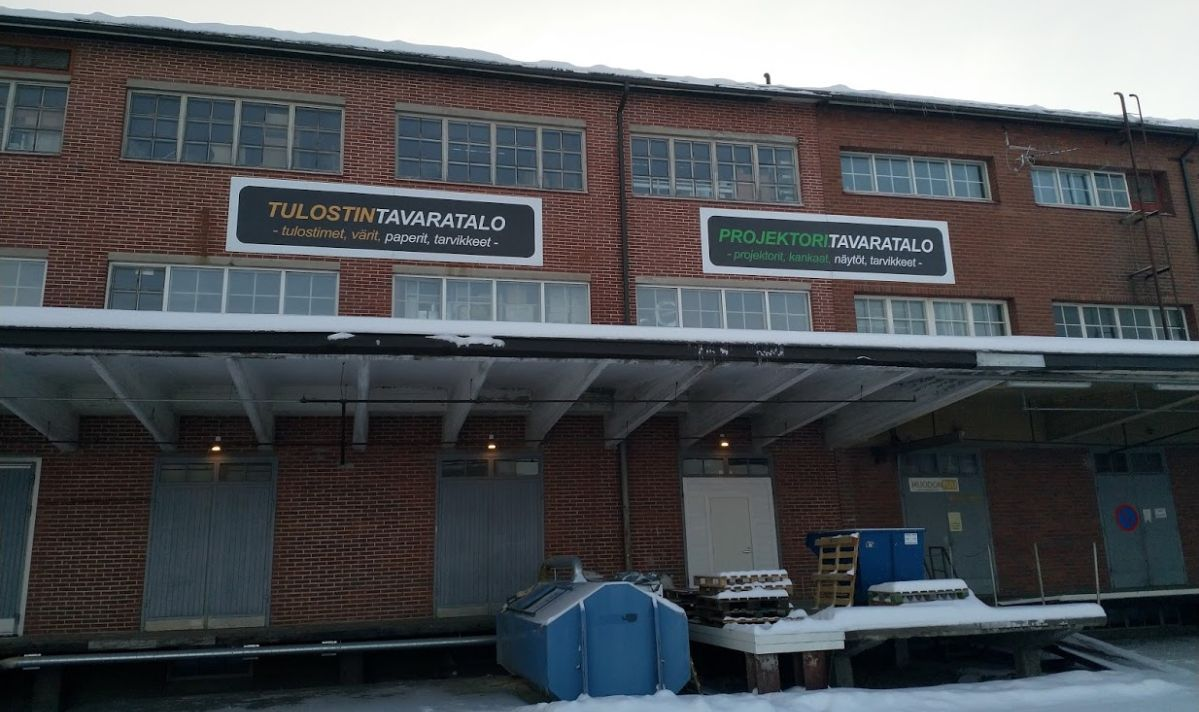 Hämeenlinnan myymälä